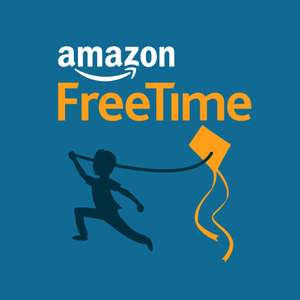 Amazon FreeTime Unlimited 3 Monate Familienmitgliedschaft