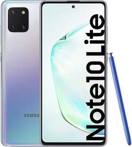 "Samsung Galaxy Note 10 Lite Smartphone 6.7"" - Full HD+, Exynos 9810, 6GB RAM, 128GB (Amazon.es)"