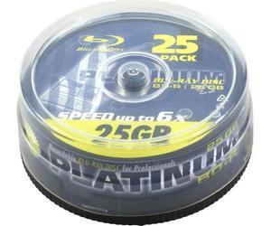PLATINUM BD-R 25GB 6x Speed 50 Stk @ Digitalo.de