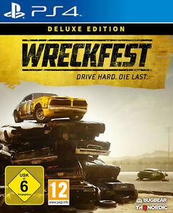 Wreckfest Deluxe Edition - PlayStation 4 [Saturn eBay / MediaMarkt]
