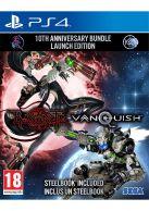 Bayonetta & Vanquish: 10th Anniversary Bundle - Launch Edition inkl. Steelbook (PS4 & Xbox One) für je 26,10€ (SimplyGames)