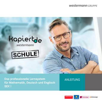 Westermann bietet seine Online-Learn-Plattform kapiert.de für 2 Monate kostenlos an.
