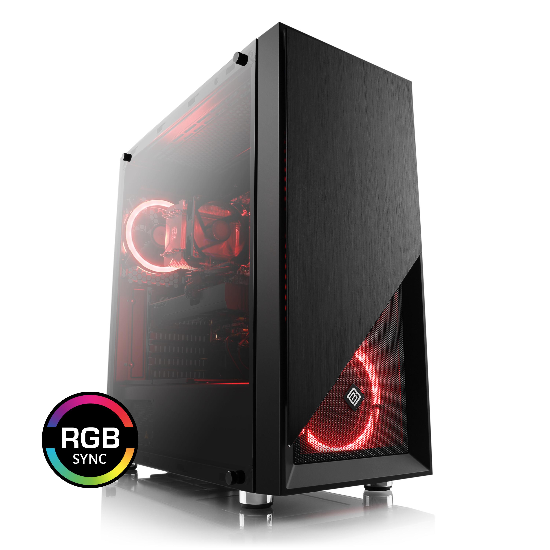 PC - CSL Sprint 5938 / Ryzen 7 2700x / Geforce 2060 6GB / 16GB Ram / 512GB SSD + Doom Eternal