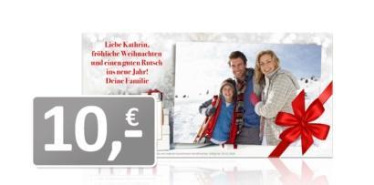 Kostenloser 10€ Geschenkgutschein @ My Ikona