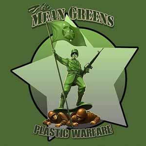The Mean Greens - Plastic Warfare (Steam) für 0,79€ (Steam Store)