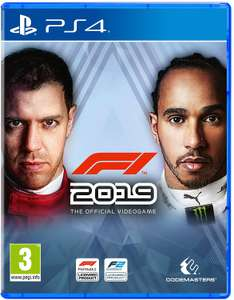 F1 2019 (PS4) für 25,20€ (Amazon UK)