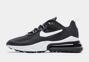 JD Sports Sale mit extra 10% Rabatt, z.B.: Nike Air Max React 270 für 81€ incl. Goodie