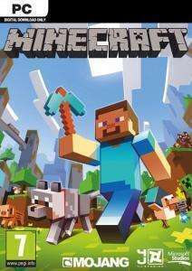 Minecraft (PC Java Edition) für 17,09€ (CDkeys)