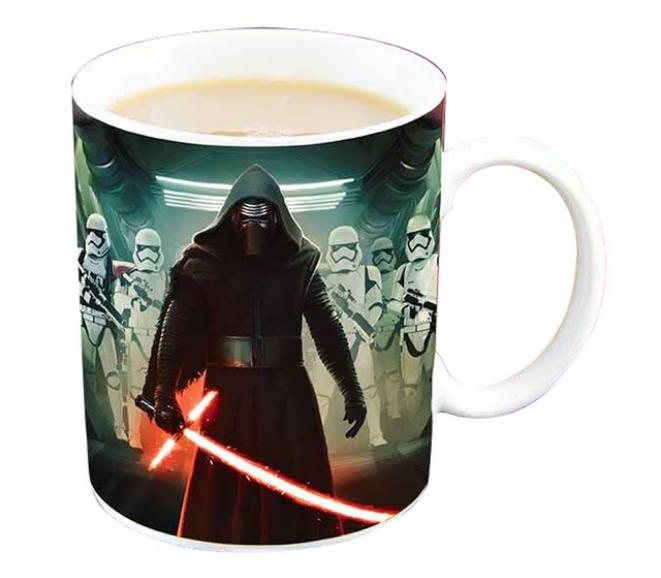 Star Wars Tasse für 6,90€ und weitere für je 1€, 5 Stück für 10,90€ (El Corte Ingles)