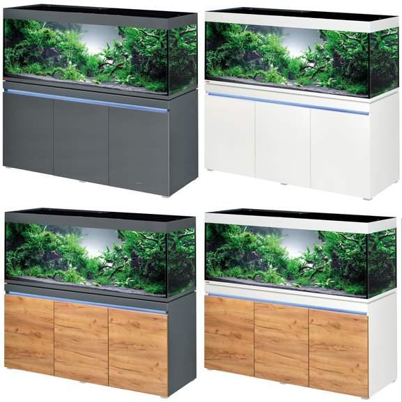 Eheim Incpiria 530 - Aquarium mit Unterschrank und LED-Beleuchtung