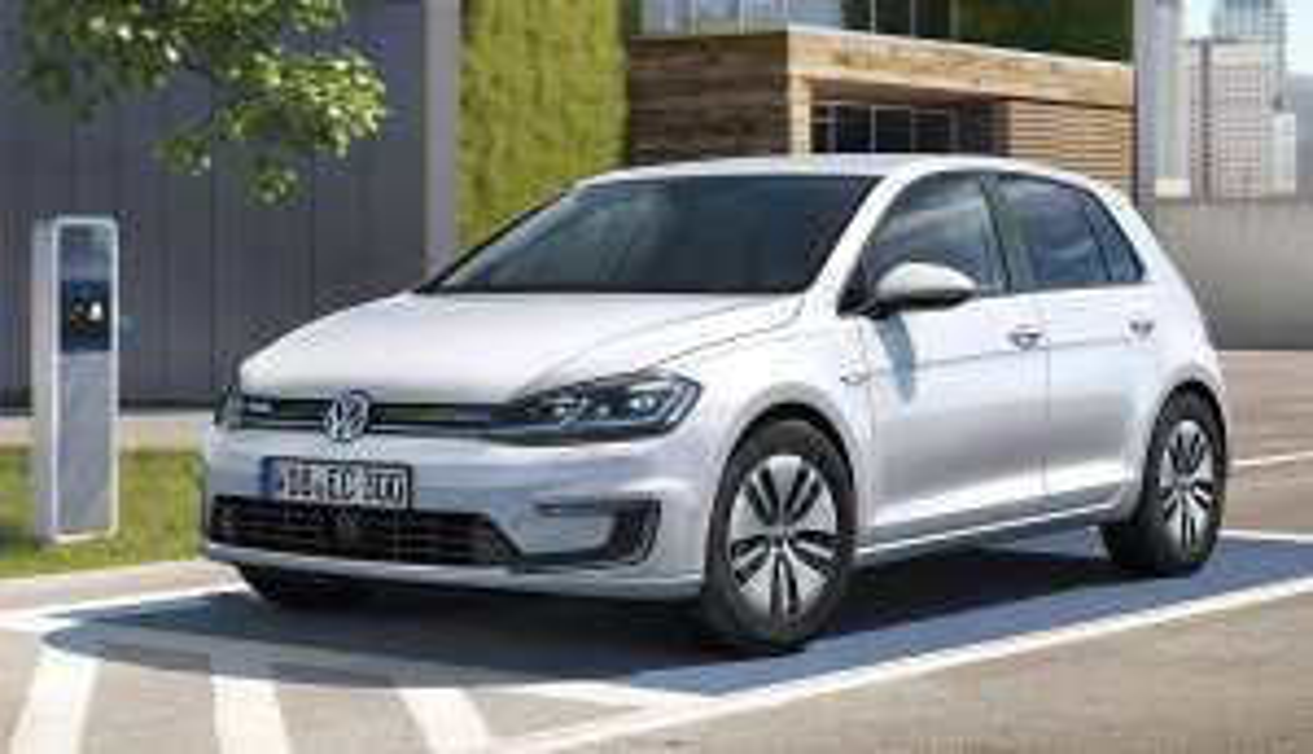 [Gewerbeleasing] VW E Golf, 15€ Netto/Monat, 36 Monate, LF 0,05, inklusive Überführungskosten, inkl. Haustürlieferung, nur Baden-Württ.