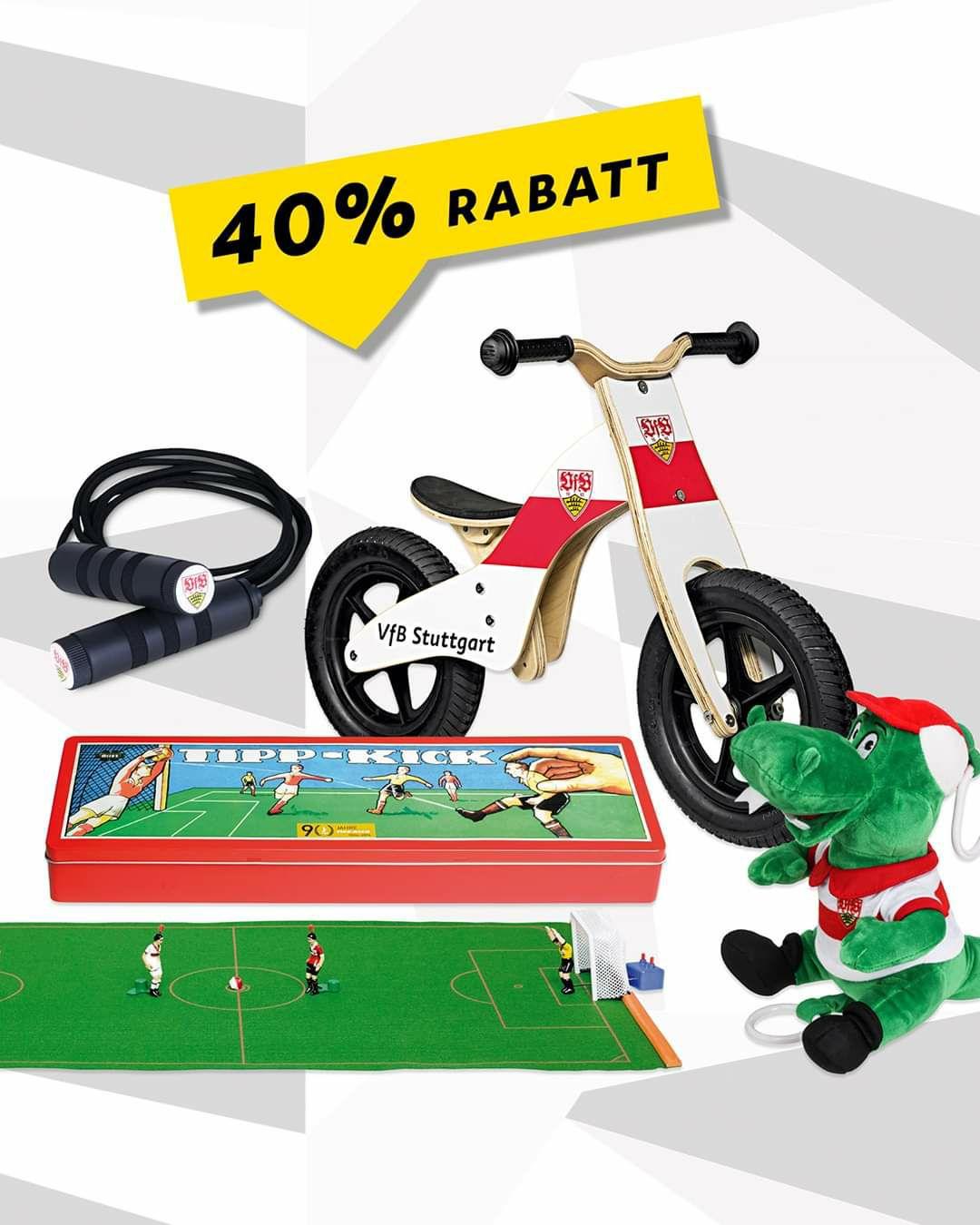 VfB Stuttgart - Rabatte im VfB Onlineshop