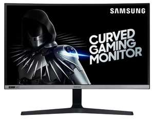 "Samsung C27RG50, 27"" Curved LCD Monitor, 1920x1080, 16:9, 240Hz, 4ms"