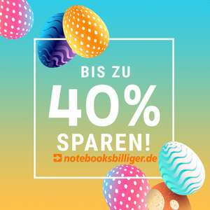 Happy Easter bei Notebooksbilliger