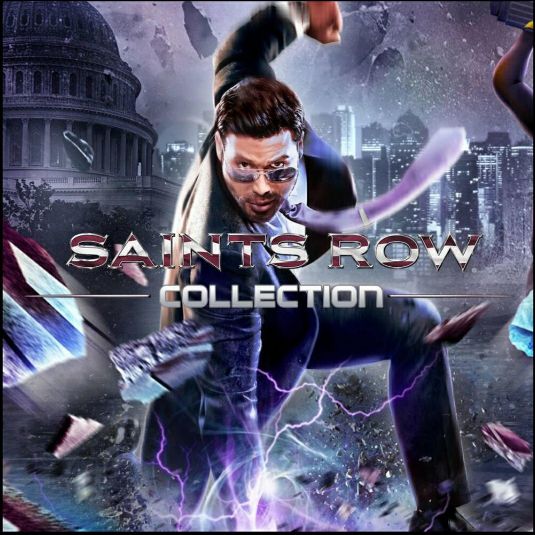 Saints Row 2 + Saints Row: The Third Full Package + Saints Row: IV GOTY + Saints Row: Gat out of Hell + DLC (PC) für 9.75€ (GOG)