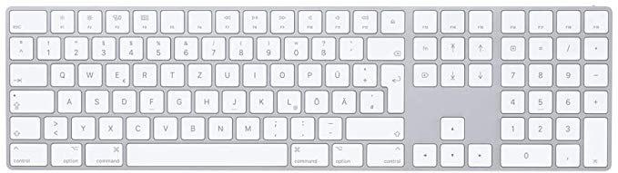 Apple Magic Keyboard [Warehouse Deal Amazon Italien]