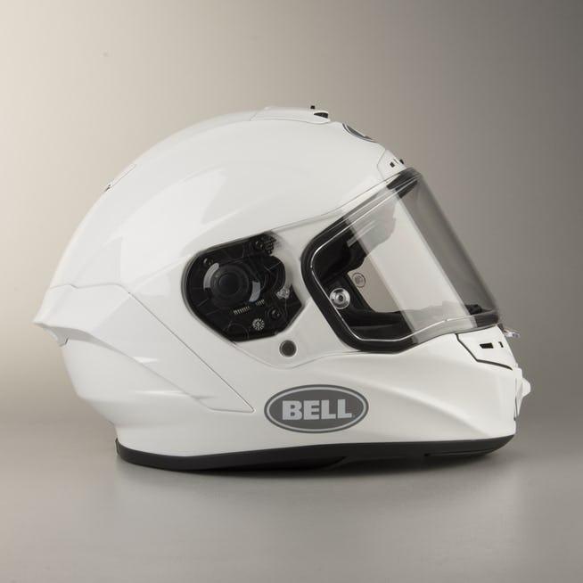 [XL-MOTO] Bell Star Solid Weiß Motorradhelm XS - XL // in Schwarz noch günstiger!