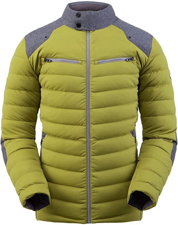 Spyder Herren Alpine Stretch Jacke - GORE-TEX - Daune