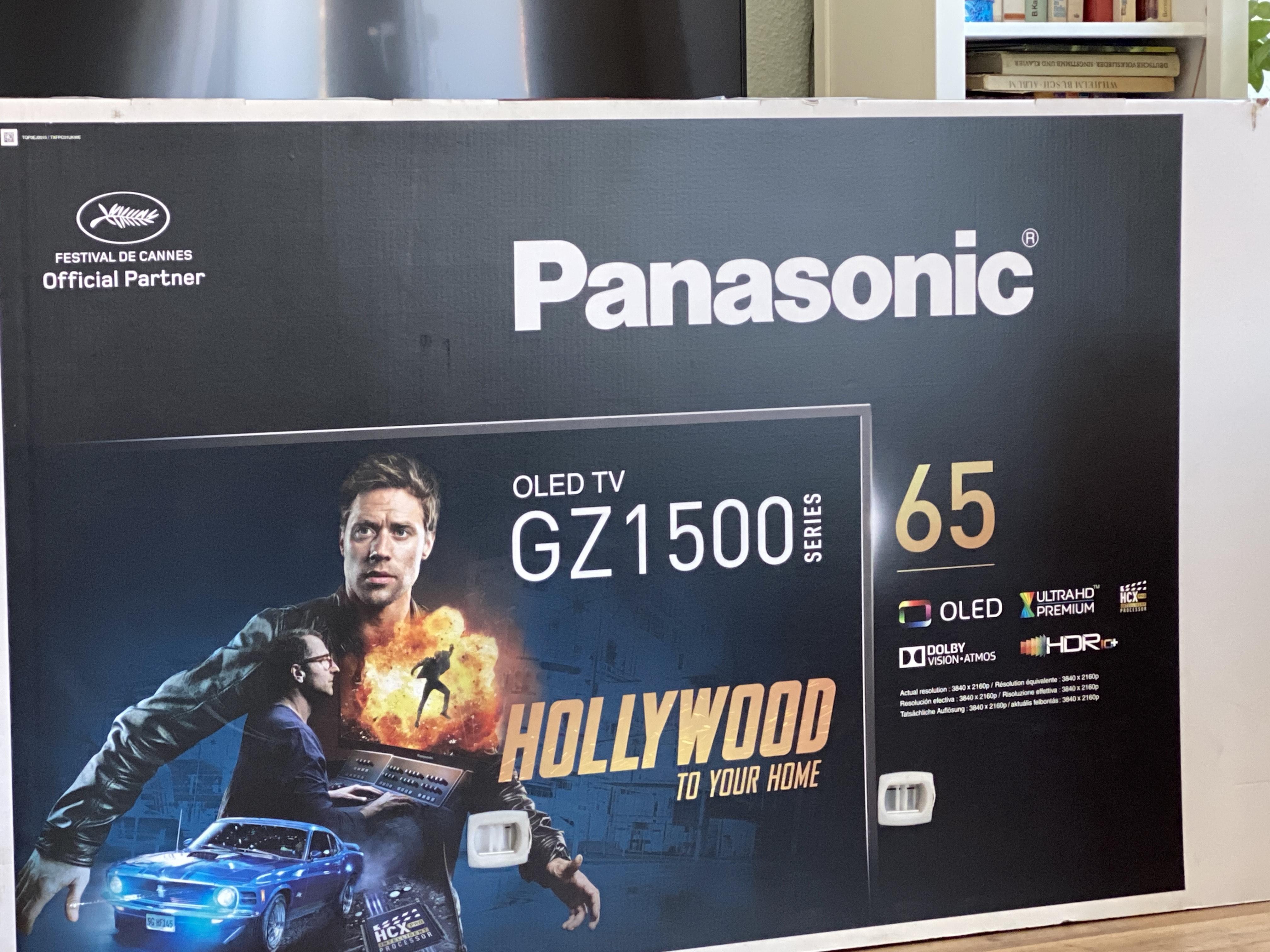 Panasonic TX-65GZX1509 OLED-TV