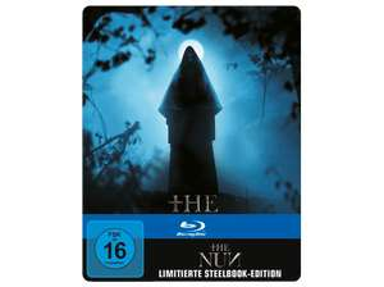 Media Markt / The Nun - Limited Steelbook Edition Blu-Ray für 10,99 € inkl. Versand