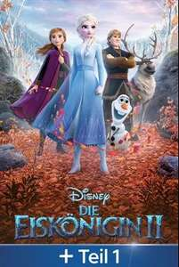 Eiskönigin 1 + 2 digital + Blu-Ray bei Sky Store