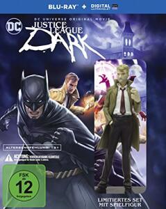 DCU Justice League: Dark inkl. Constantine Figur Limited Edition (Blu-ray) für 6,55€ (Amazon Prime)