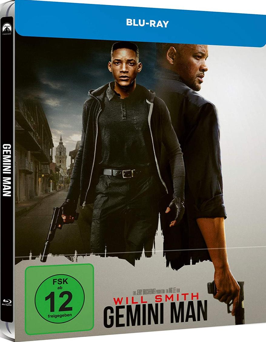 Gemini Man - Blu-ray - Steelbook - Amazon Prime