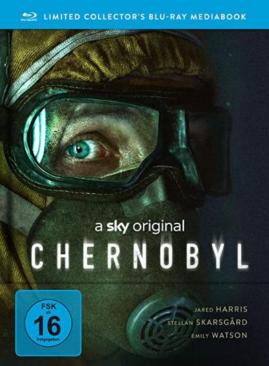 Chernobyl - Limited Collector's Mediabook (Blu-ray) für 19,99€ (Amazon & Media Markt)