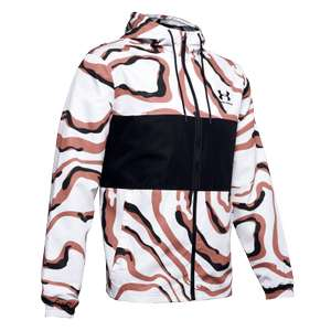 Under Armour Windbreaker Printed Jacket