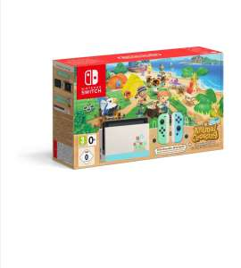 [Media Markt Österreich] Nintendo Switch Animal Crossing Edition