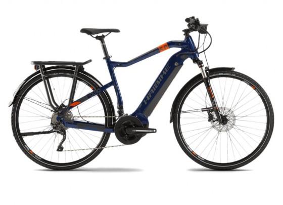 E Bike Fahrrad 24 Haibike SDURO Trekking 5.0 (2020)