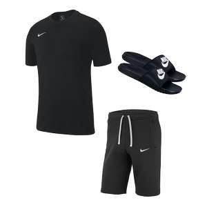 Nike Business Outfit 'Home-Office', 3-Teiler - sloth-fit