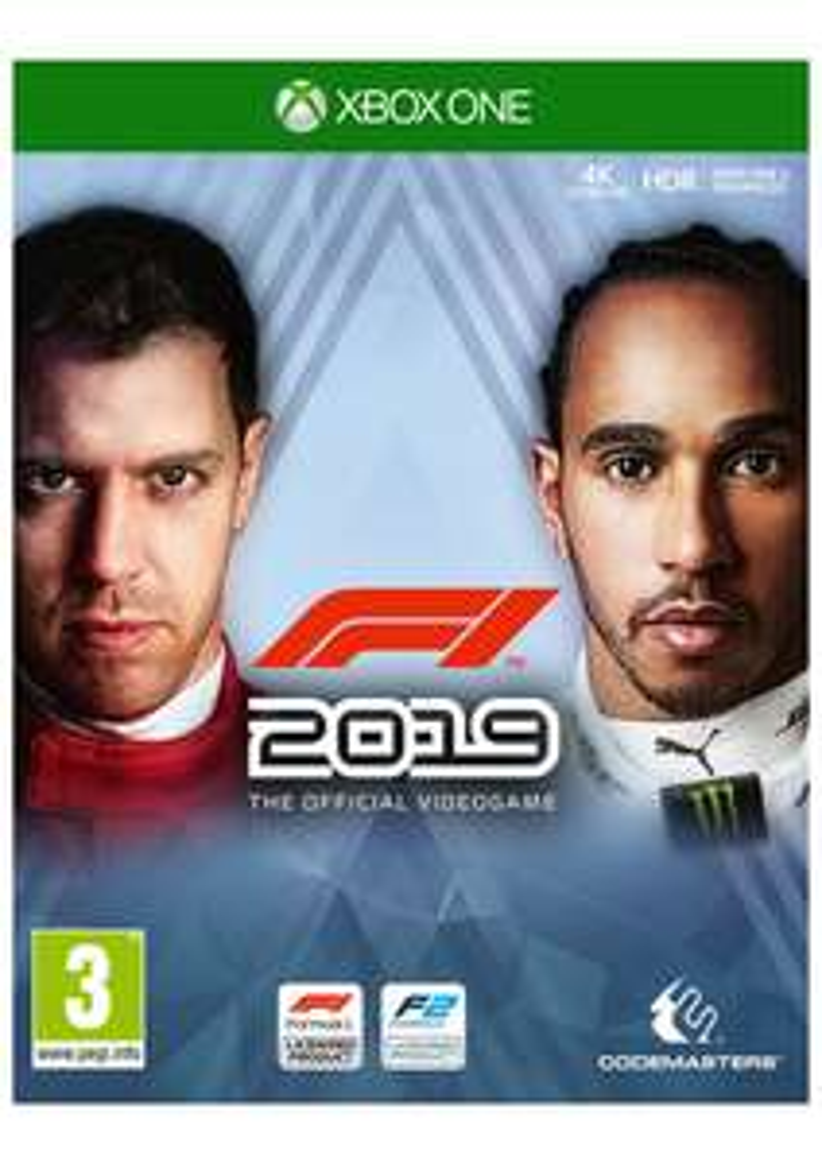 F1 2019 (Xbox One) für 24,40€ (SimplyGames)