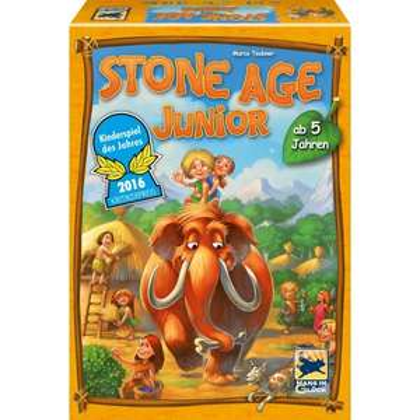( AMAZON PRIME ) Schmidt Spiele Hans im Glück 48258 Stone Age Junior, Kinderspiel des Jahres 2016