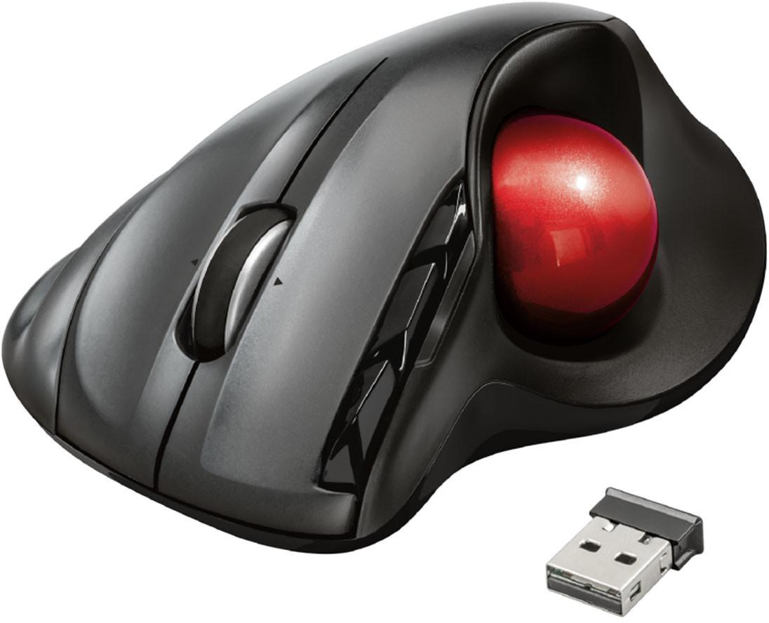 Trust Sferia (6 Tasten, 450-1600dpi, Laserabtastung, USB-Mikroempfänger) [NBB]