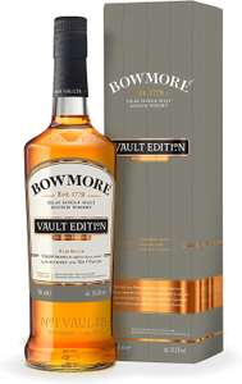 Bowmore Vault Edition Second Release 0,7l / 50.1%Vol. Single Malt Scotch Whisky