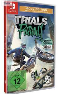 [Prime] Trials Rising - Gold Edition - [Nintendo Switch]
