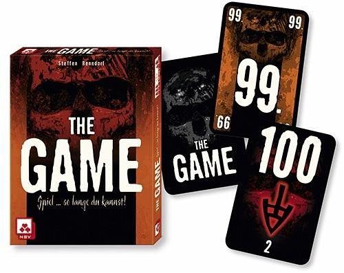 (AMAZON PRIME) The Game - Kartenspiel