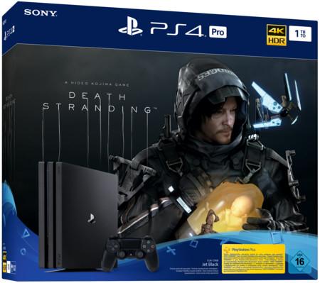Sony PlayStation®4 Pro Death Stranding Bundle