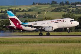 (Eurowings) Kostenloses Umbuchen für alle Flüge in 2020 bis zum 31.08