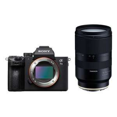 Sony Alpha 7 III + Tamron 28-75mm f/2,8 Di III RXD