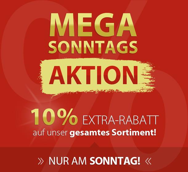 [denk-outdoor] 10% Extra Rabatt am Sonntag