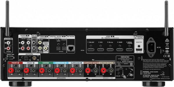 Denon AVR-X1600H DAB endlich günstiger geworden