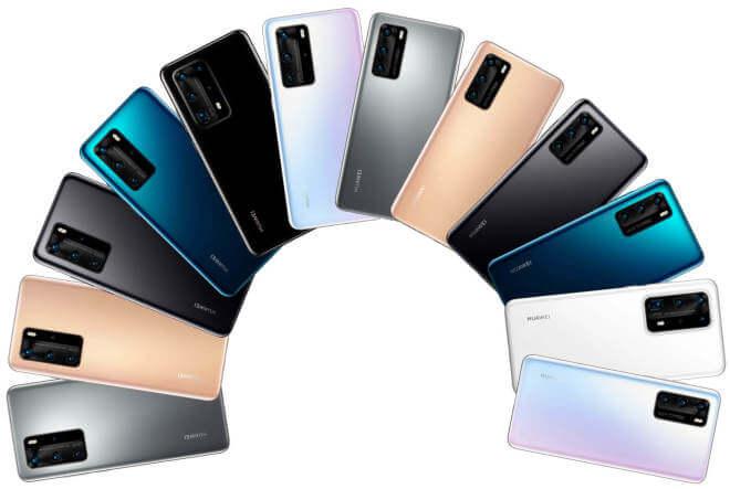 Huawei P40 / P40 Pro vorbestellen und Huawei Freebuds 3 and Huawei Watch GT 2e gratis dazu (Wert ~300€) - Keine Google-Dienste