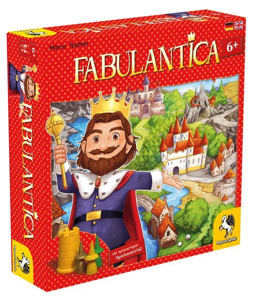 Gesellschaftsspiele bei bol.de: z.B. Fabulantica - 17,69€ | Make 'n' Break - 20,99€ | Murder Mystery Party - zwei Versionen je 17,39€
