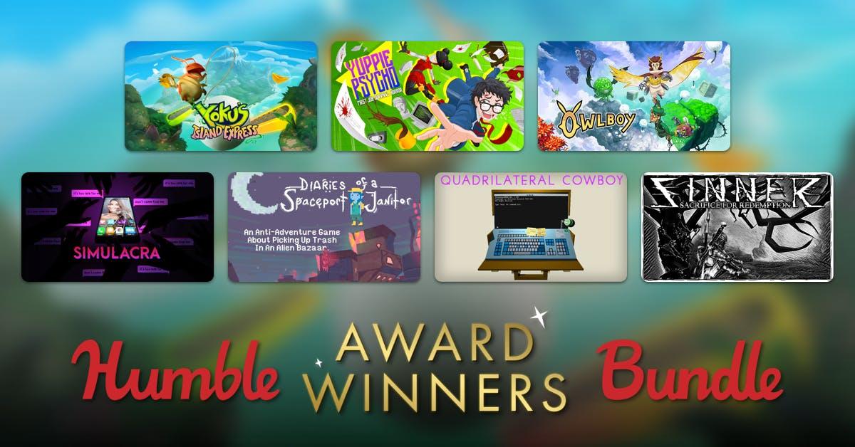 Humble Award Winners Bundle (Steam) ab 1€