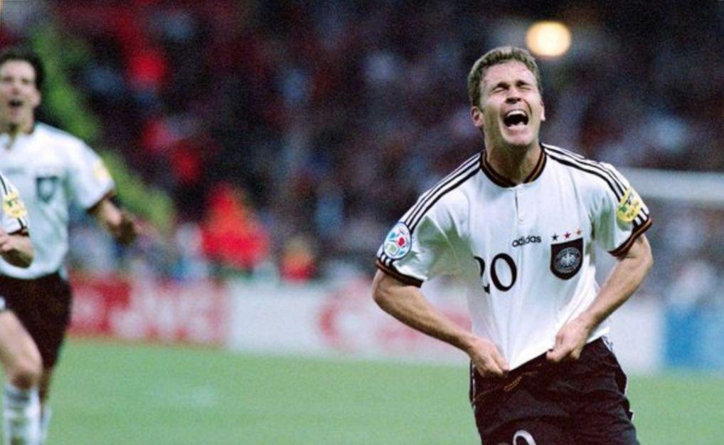 Finale der Fussball-EM 1996