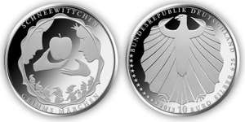 Jede 10-Euro-Gedenkmünze 2013 für nur je 10,- Euro!
