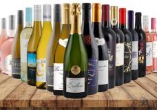 [Silkes Weinkeller] Homeoffice Paket 18 Flaschen Mix aus Weinen aller Farben, Weinstilen und verschiedenster Regionen