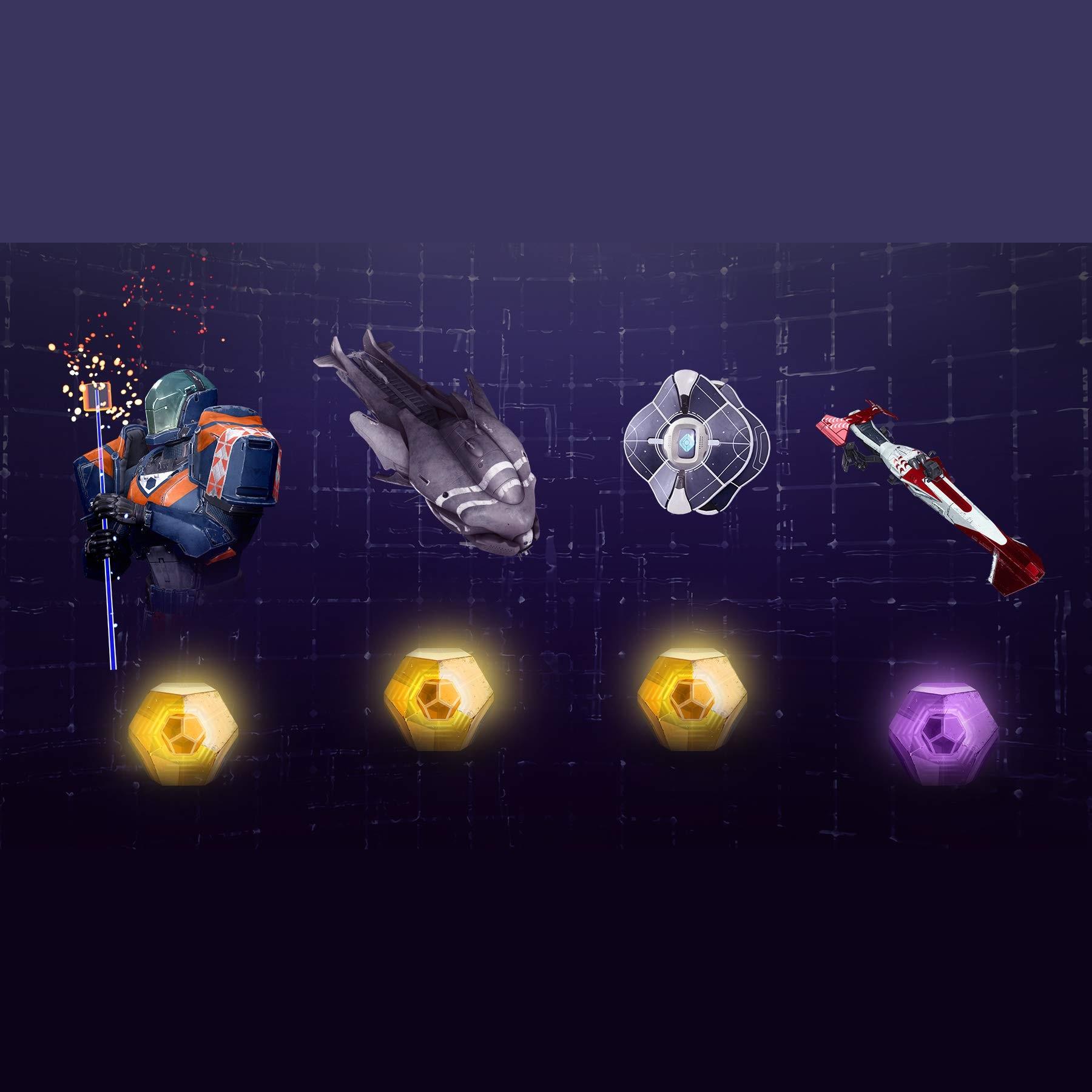 Destiny 2: S'Mores Emote Exotic Bundle inkl. Emote, Geist-Hülle, Vehikel-Skin und Schiff (4/6) | Twitch Prime (PC, PS4, XBOX, Stadia)